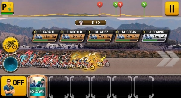 Tour De France 2020 Official Game - Sports Manager Android Game Image 2