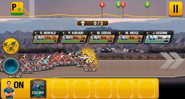 Tour De France 2020 Official Game - Sports Manager Android Game Image 3