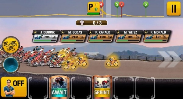 Tour De France 2020 Official Game - Sports Manager Android Game Image 4