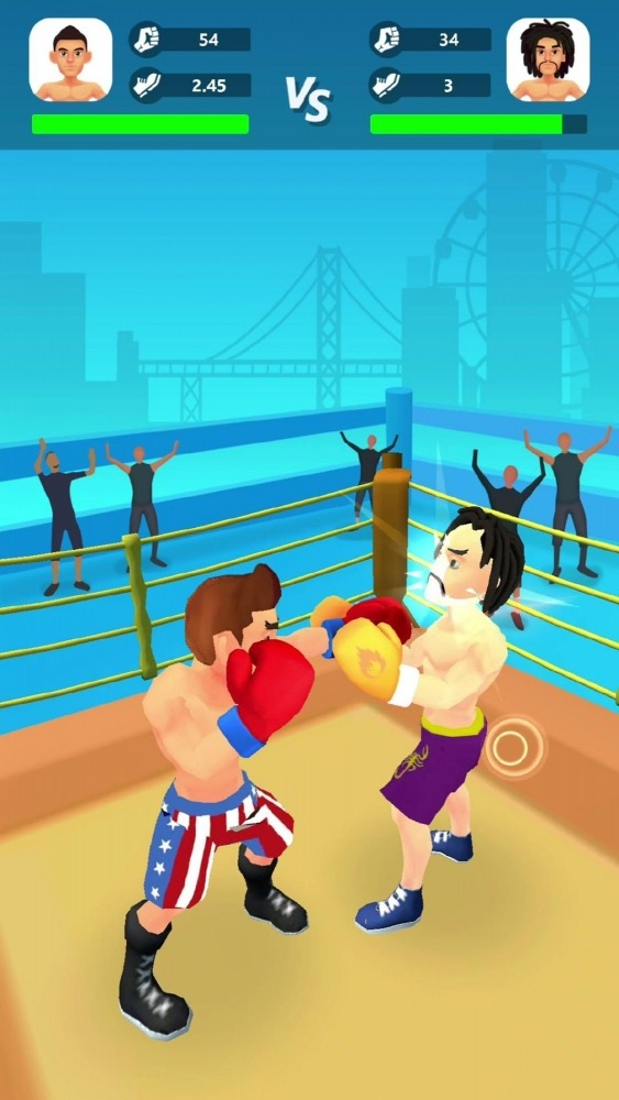 Workout Master Android Game Image 1