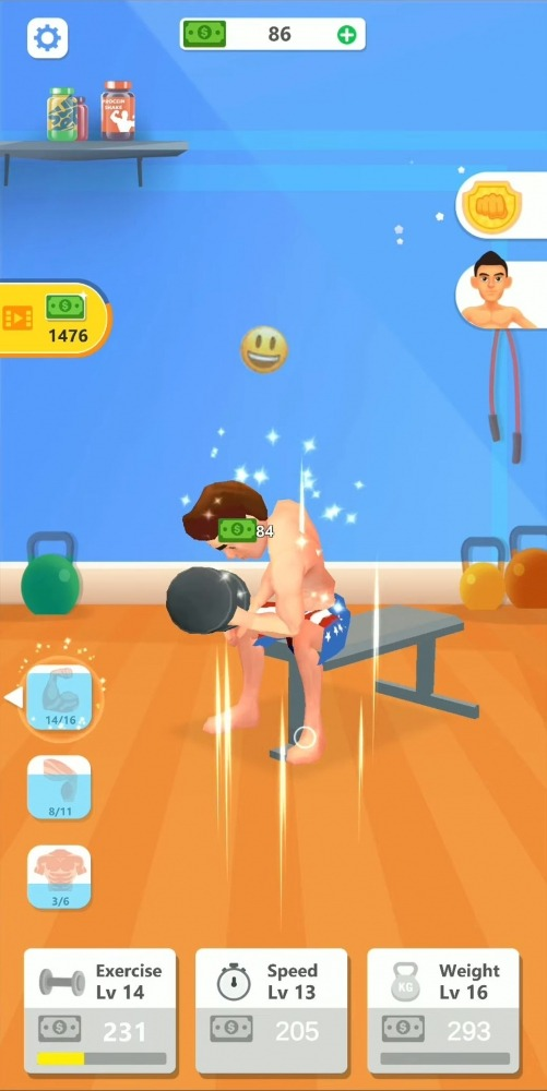 Workout Master Android Game Image 2
