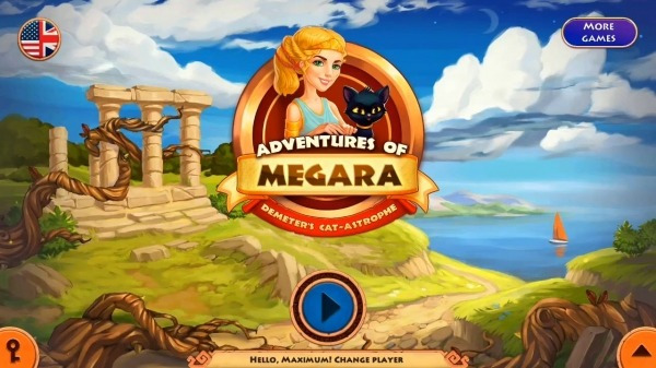 Adventures Of Megara (Deluxe Edition) Android Game Image 1