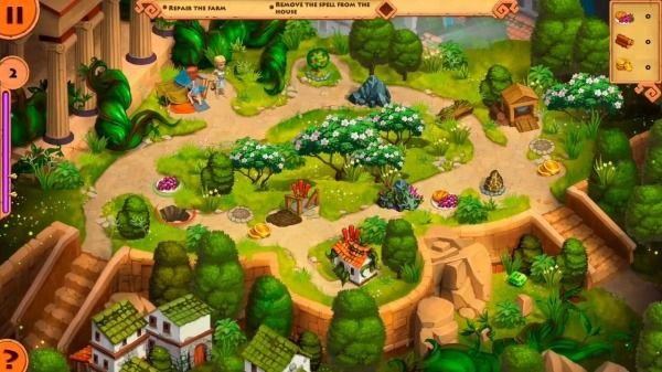 Adventures Of Megara (Deluxe Edition) Android Game Image 2