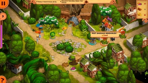 Adventures Of Megara (Deluxe Edition) Android Game Image 3