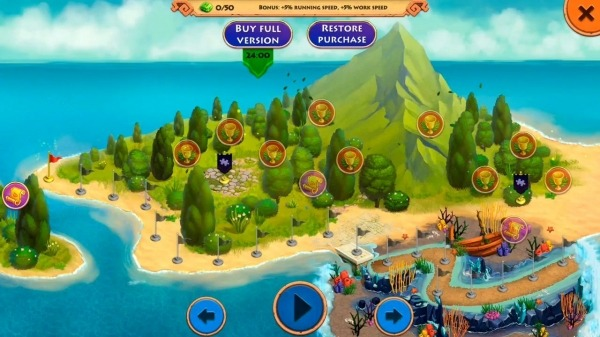 Adventures Of Megara (Deluxe Edition) Android Game Image 4