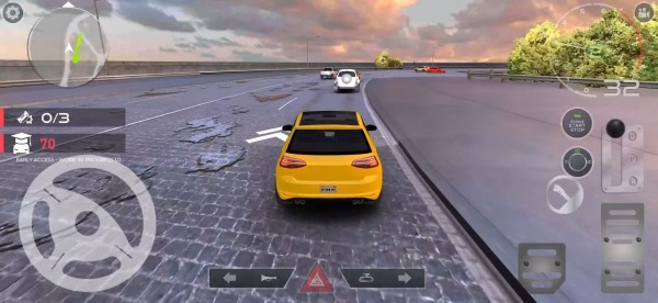 PetrolHead : Traffic Quests - Joyful City Driving Android Game Image 4