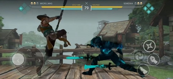 Shadow Fight Arena Android Game Image 2