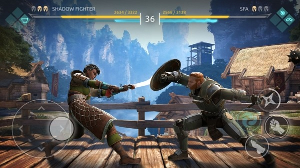 Shadow Fight Arena Android Game Image 3