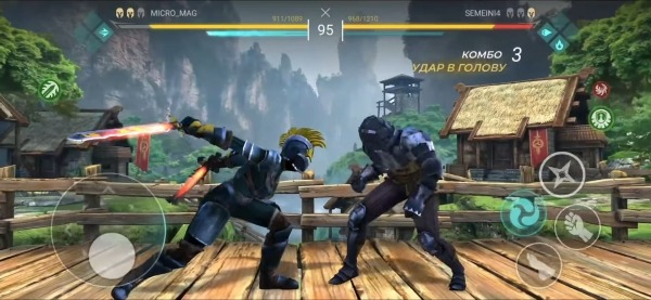 Shadow Fight Arena Android Game Image 4
