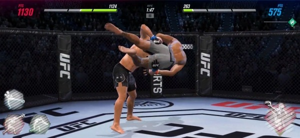 UFC 2 Mobile Android Game Image 3