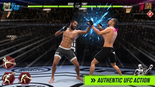 UFC 2 Mobile Android Game Image 4