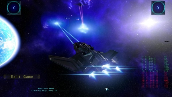Arvoch Space Combat Android Game Image 2
