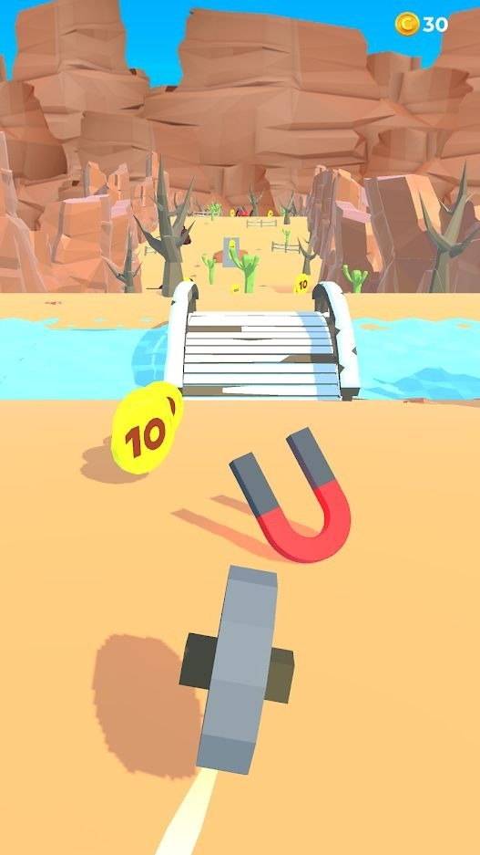 Wheel's Fall Android Game Image 3