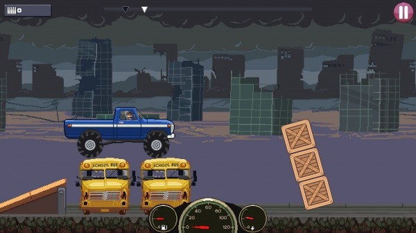 Drive Or Die - Zombie Pixel Earn To Racing Android Game Image 4