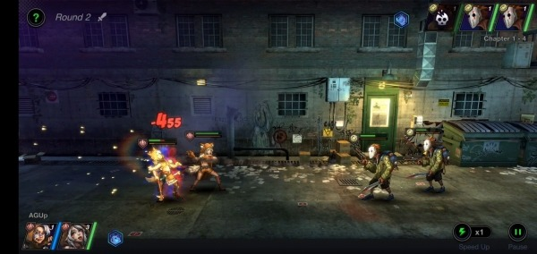 Battle Night: Cyber Squad-Idle RPG Android Game Image 3