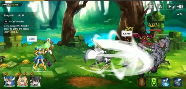 Sword Master Story Android Game Image 3
