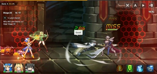 Sword Master Story Android Game Image 4
