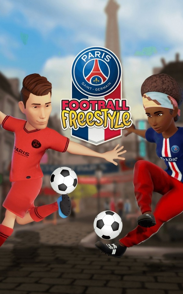 PSG Soccer Freestyle Android Game Image 1