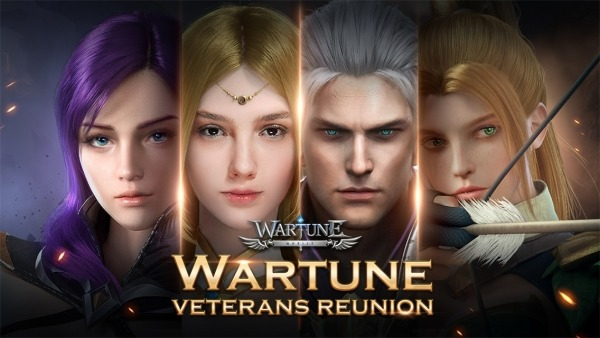 Wartune Mobile - Epic Magic SRPG Android Game Image 1