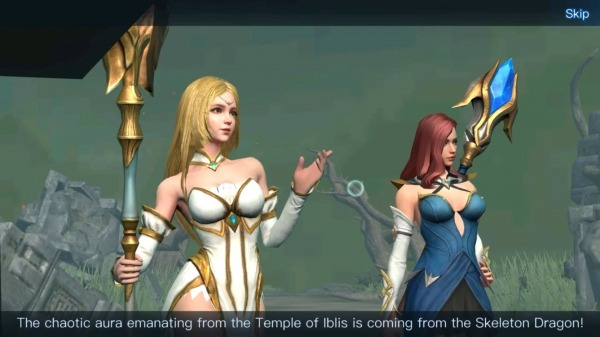Wartune Mobile - Epic Magic SRPG Android Game Image 2
