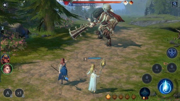 Wartune Mobile - Epic Magic SRPG Android Game Image 3