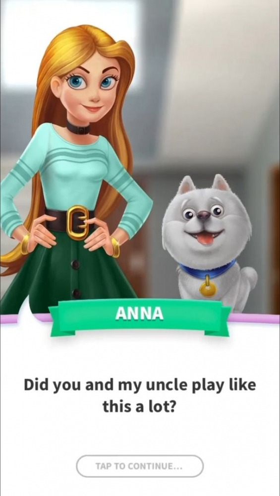 Word Mansion Android Game Image 1