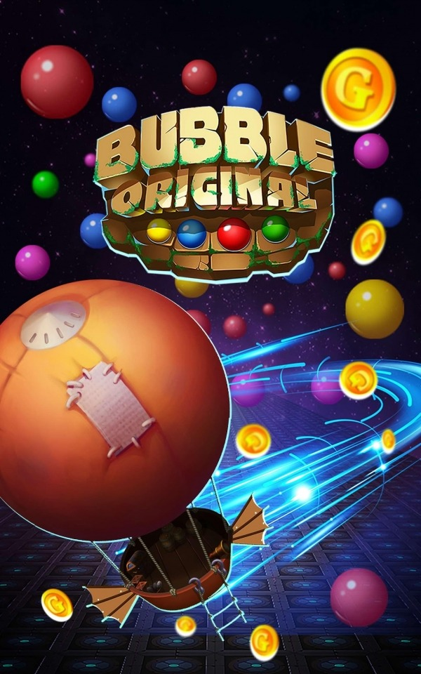 Bubble Shooter Android Game Image 1