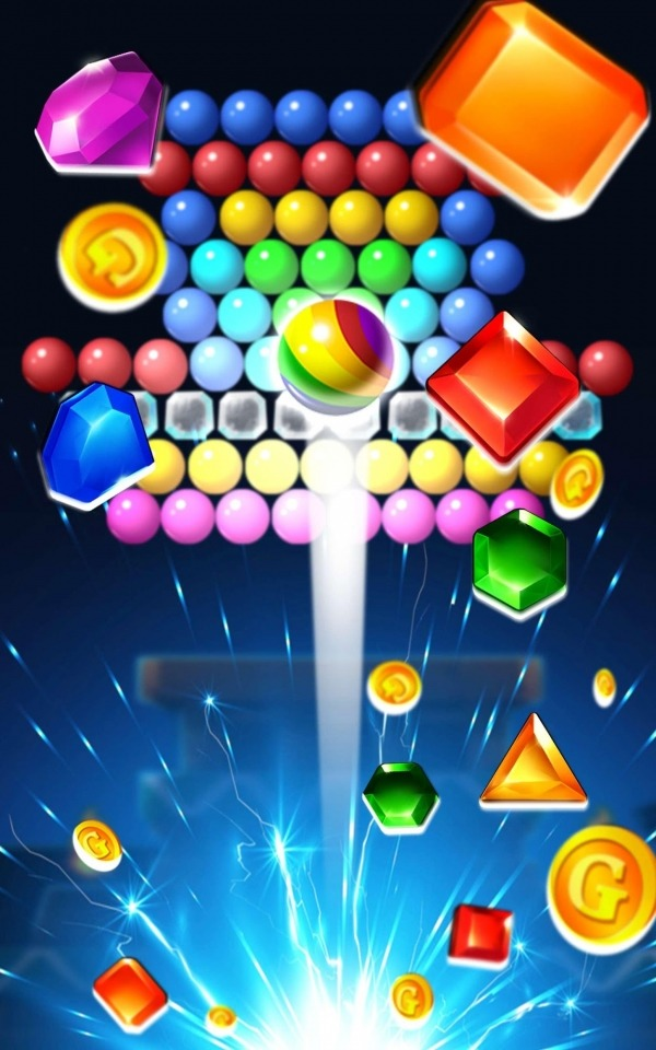 Bubble Shooter Android Game Image 2