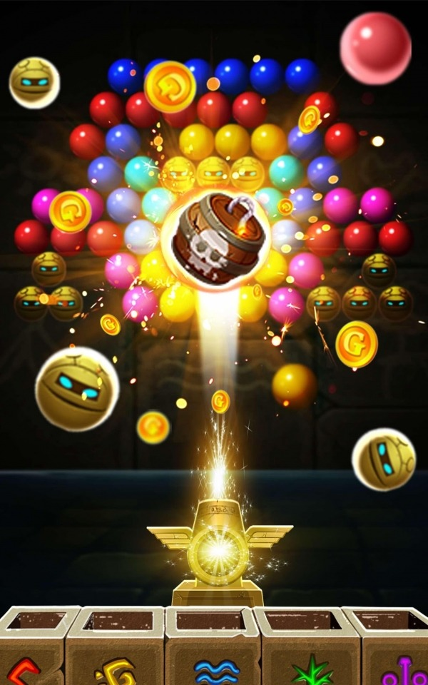Bubble Shooter Android Game Image 3