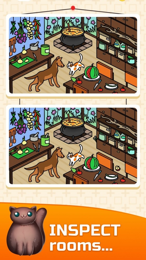 Roomspector - Find The Differences Android Game Image 1