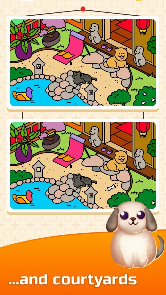 Roomspector - Find The Differences Android Game Image 2