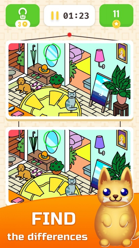 Roomspector - Find The Differences Android Game Image 3