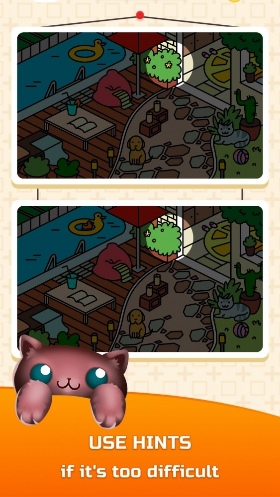 Roomspector - Find The Differences Android Game Image 4