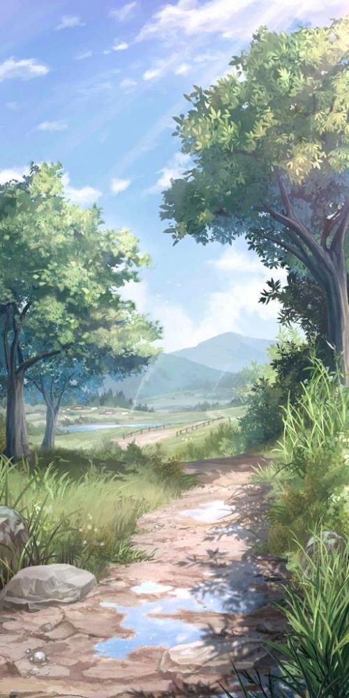 Scenery Mobile Phone Wallpaper Image 1