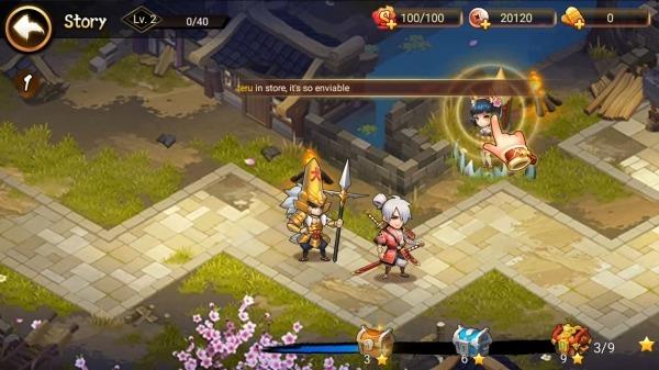 Samurai Era Rise Of Empires Android Game Image 2