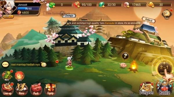Samurai Era Rise Of Empires Android Game Image 4