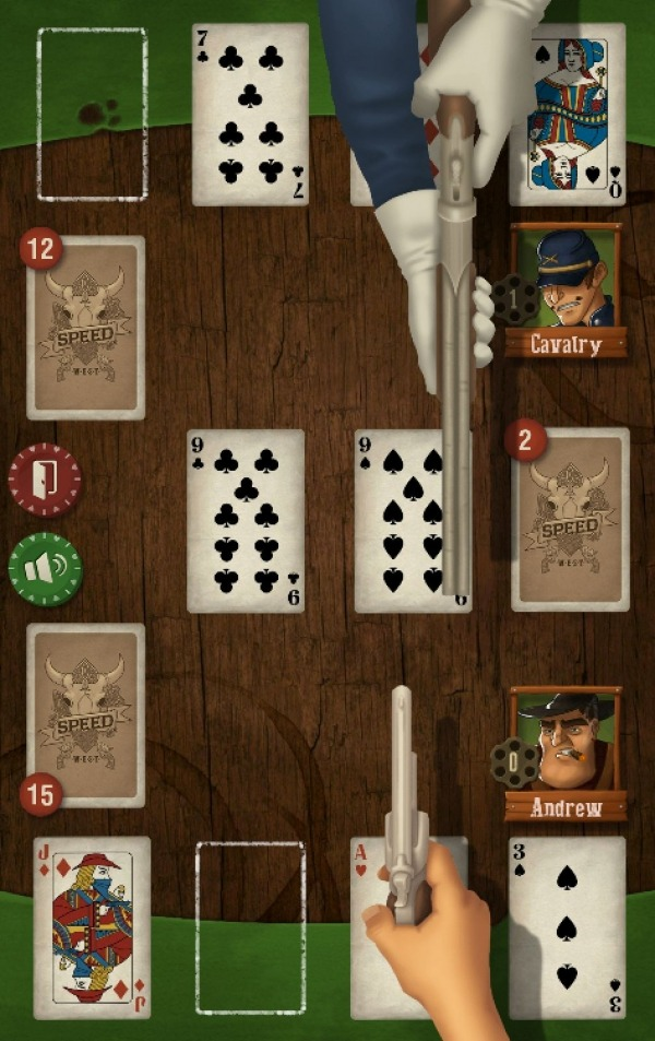 Speed West Android Game Image 3