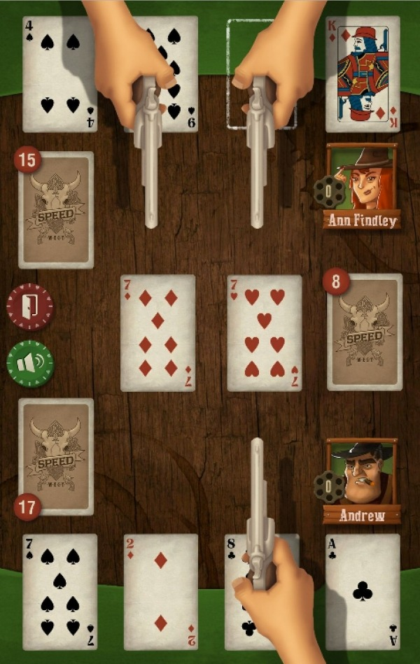 Speed West Android Game Image 4