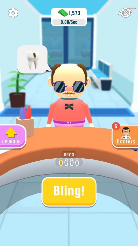 Hospital Inc. Android Game Image 2