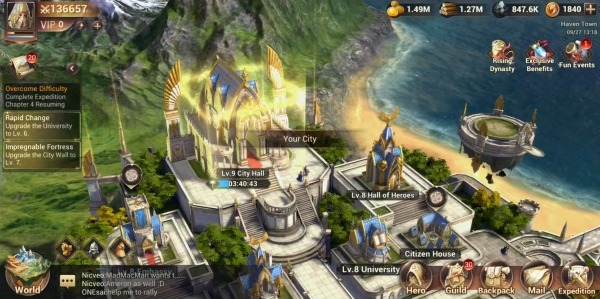 Might & Magic: Dynasty Android Game Image 1