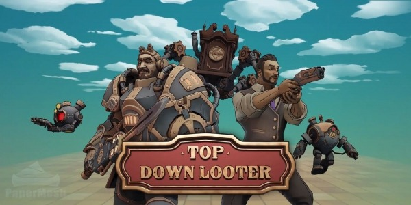 Top Down Looter Android Game Image 1