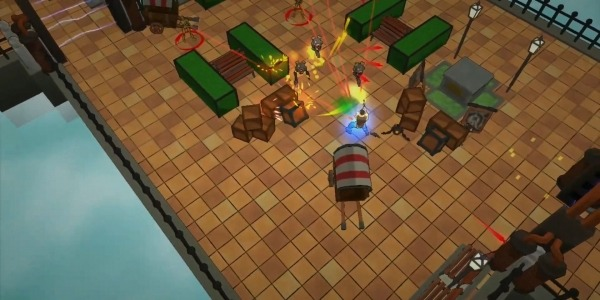 Top Down Looter Android Game Image 2