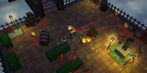 Top Down Looter Android Game Image 3