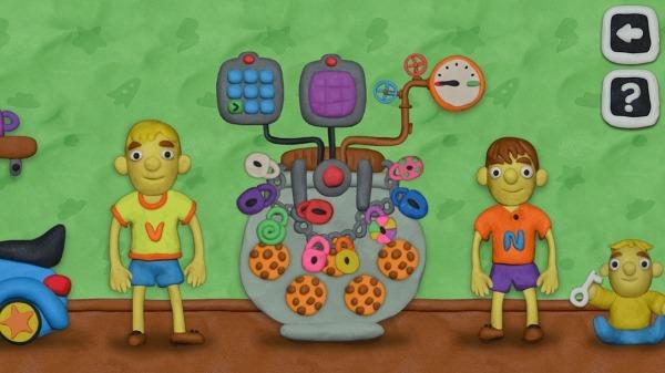Vlad & Niki 12 Locks Android Game Image 2