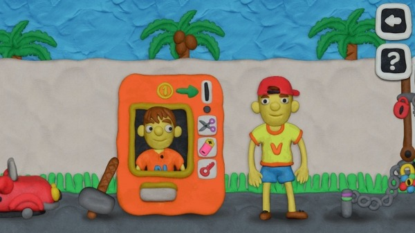Vlad & Niki 12 Locks Android Game Image 3