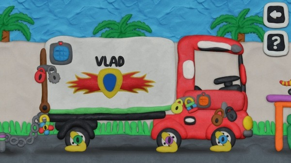Vlad & Niki 12 Locks Android Game Image 4