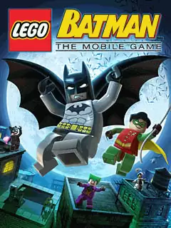LEGO Batman: The Mobile Game Java Game Image 1