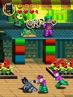 LEGO Batman: The Mobile Game Java Game Image 3
