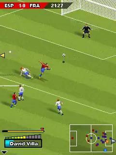 Real Soccer 2012 Java Game Image 4