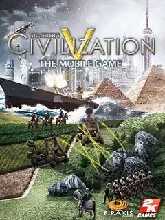 Sid Meier's Civilization V: The Mobile Game Java Game Image 1